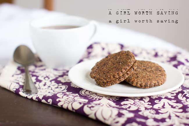 Paleo Blueberry Gingerbread