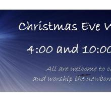 Christmas Eve Times for Web 2
