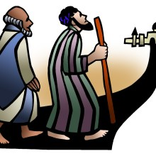 Icon1 Lectionary 14C (Projection) (Clip Art)