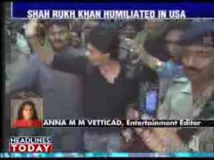 Shahrukh Khan and VIP Syndrome