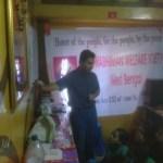 Soumyadeep Agniveer taking class