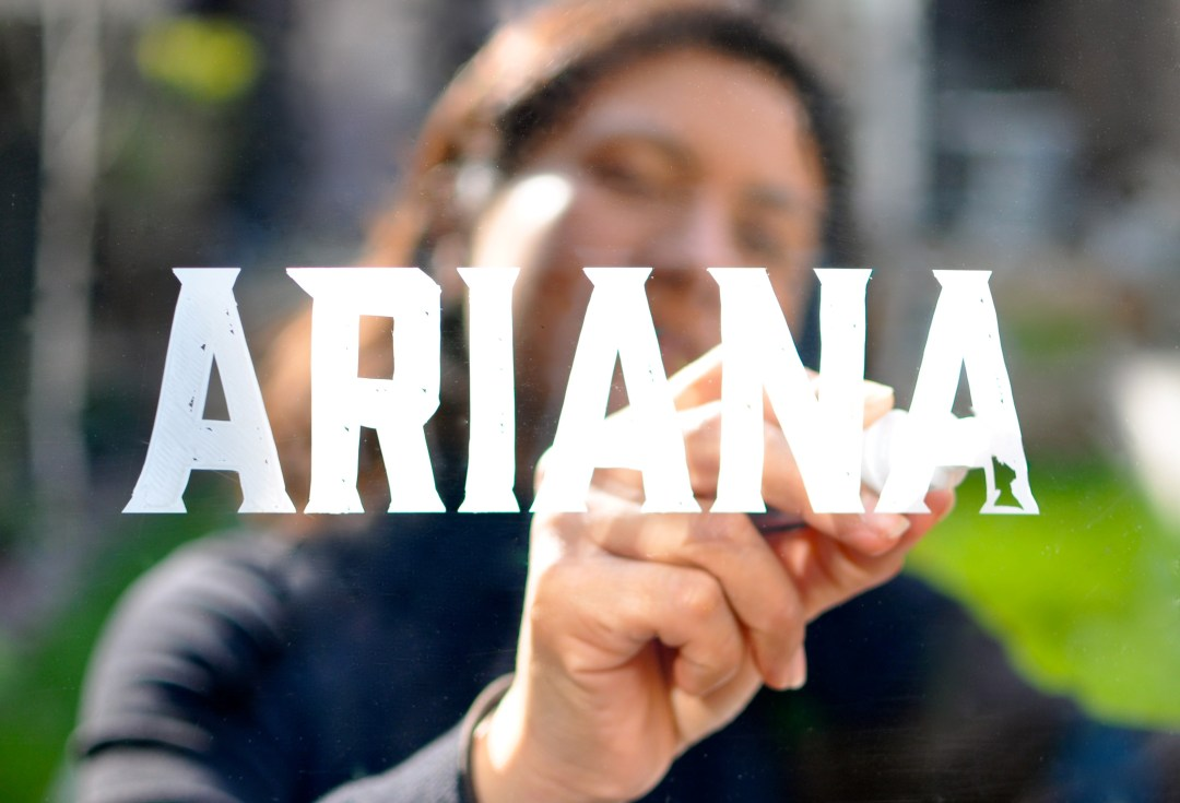 Ariana Designed By Good People