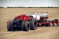 tractor-autonomo labrando