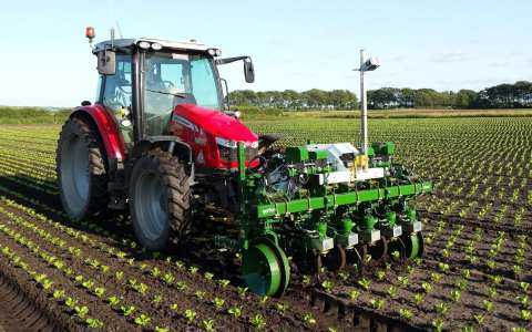 Showcasing Developments in Agri-food Technology