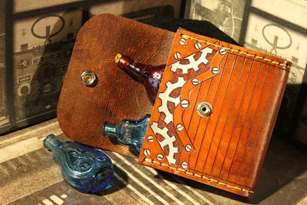 Steampunk Belt bag