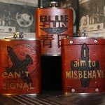 Firefly Fandom Flasks