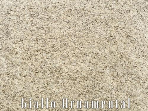Medium Of Giallo Ornamental Granite