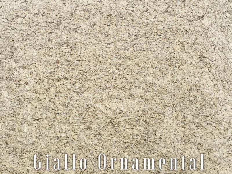Large Of Giallo Ornamental Granite