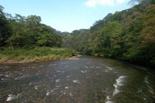 Panama Chagres River