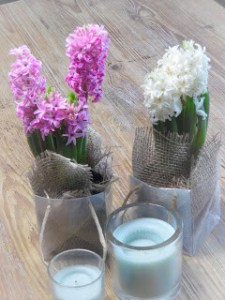 How to decorate your home with spring bulbs
