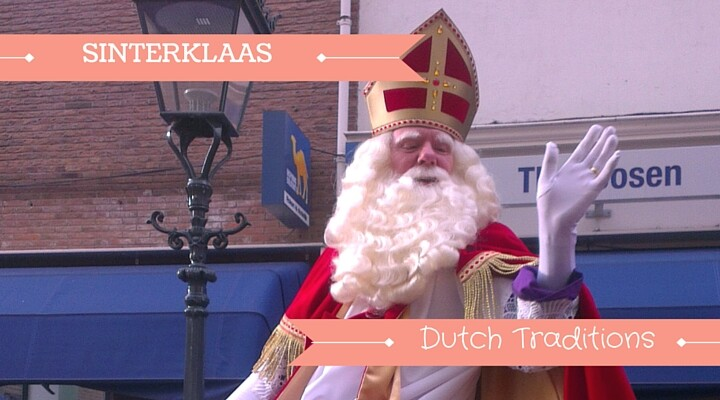 image of dutch sinterklaas