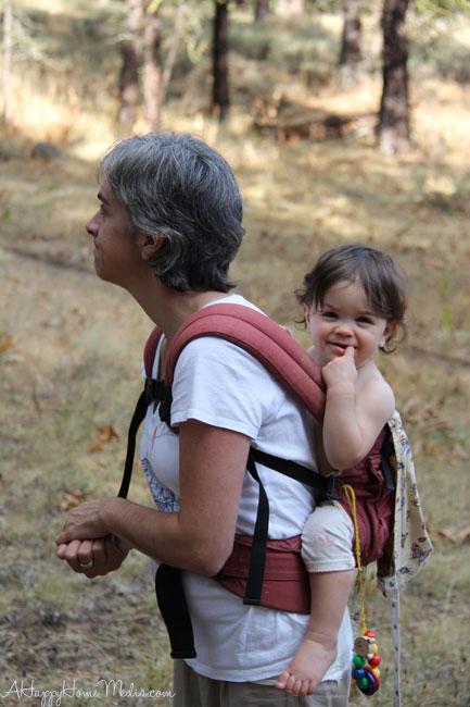 Keri Mae & baby