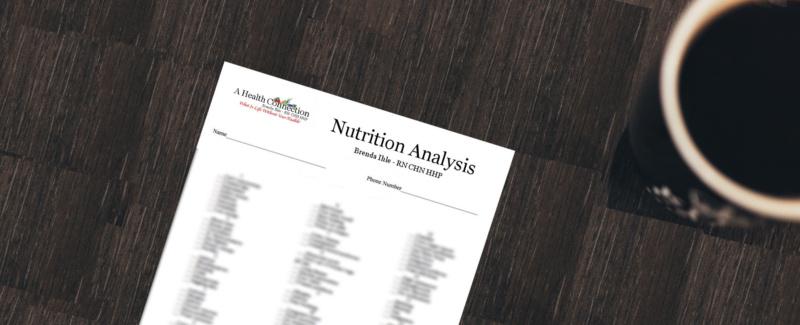 Health Connection Analysis Photo