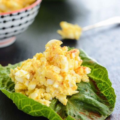 Perfect Egg Salad