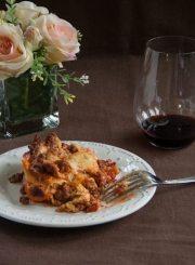 Simple Lasagna Recipe | ahealthylifeforme.com