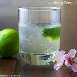 DC Rickey Cocktail