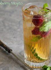 raspberry-mojito