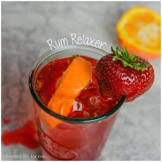 Rum Grenadine juice lemon lime soda