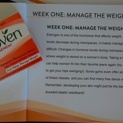 Estroven Menopause Awareness Campaign