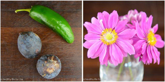 Figs Jalapeño Baked Healthy