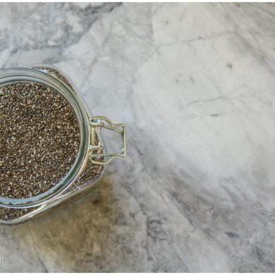 Chia seeds no joke to the health-minded