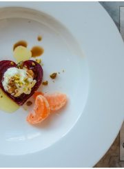 Beet Goat Cheese Madarin Salad copy