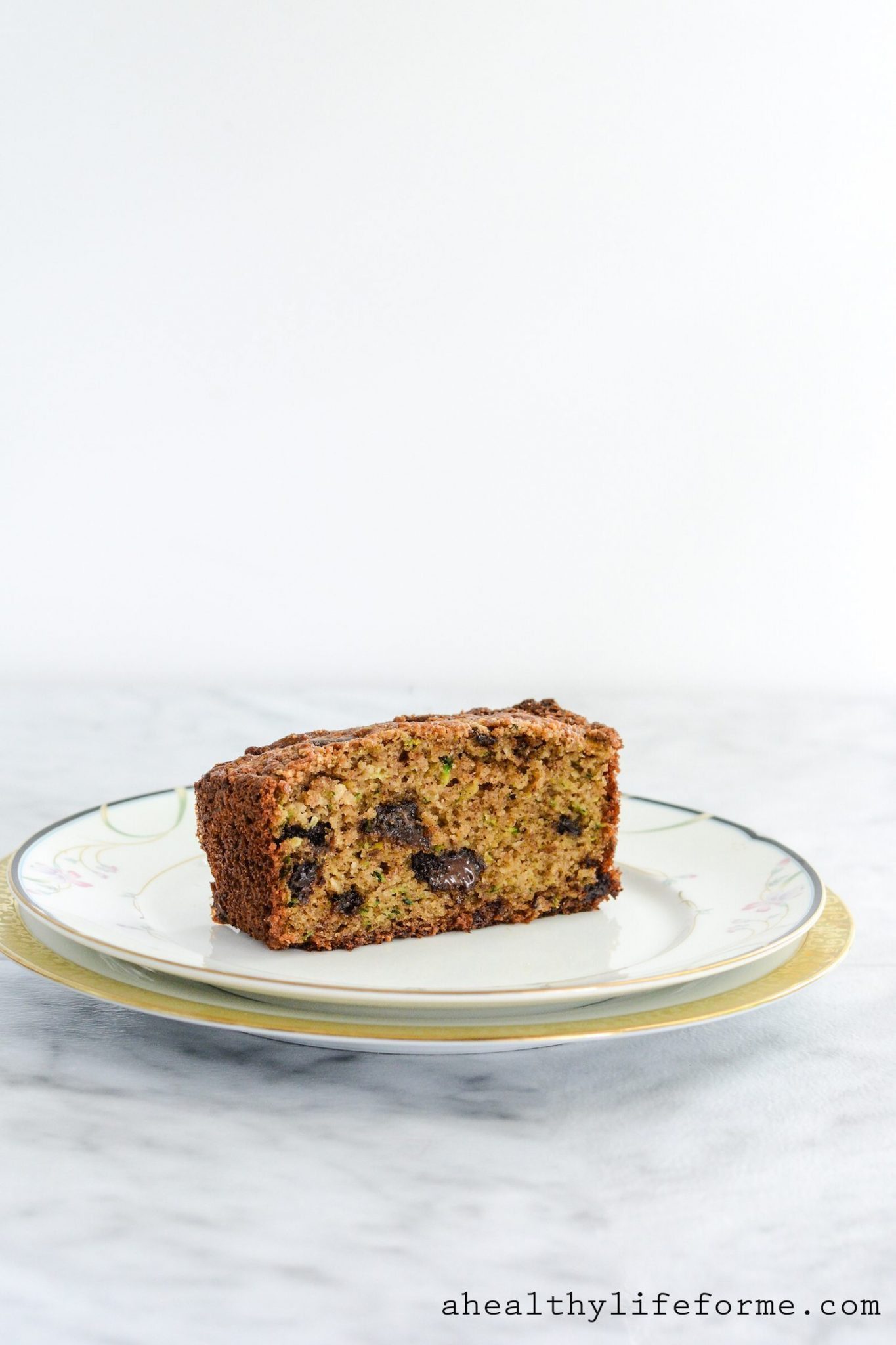 Gluten Free Zucchini Bread {paleo + dairy free} - A Healthy Life For ...