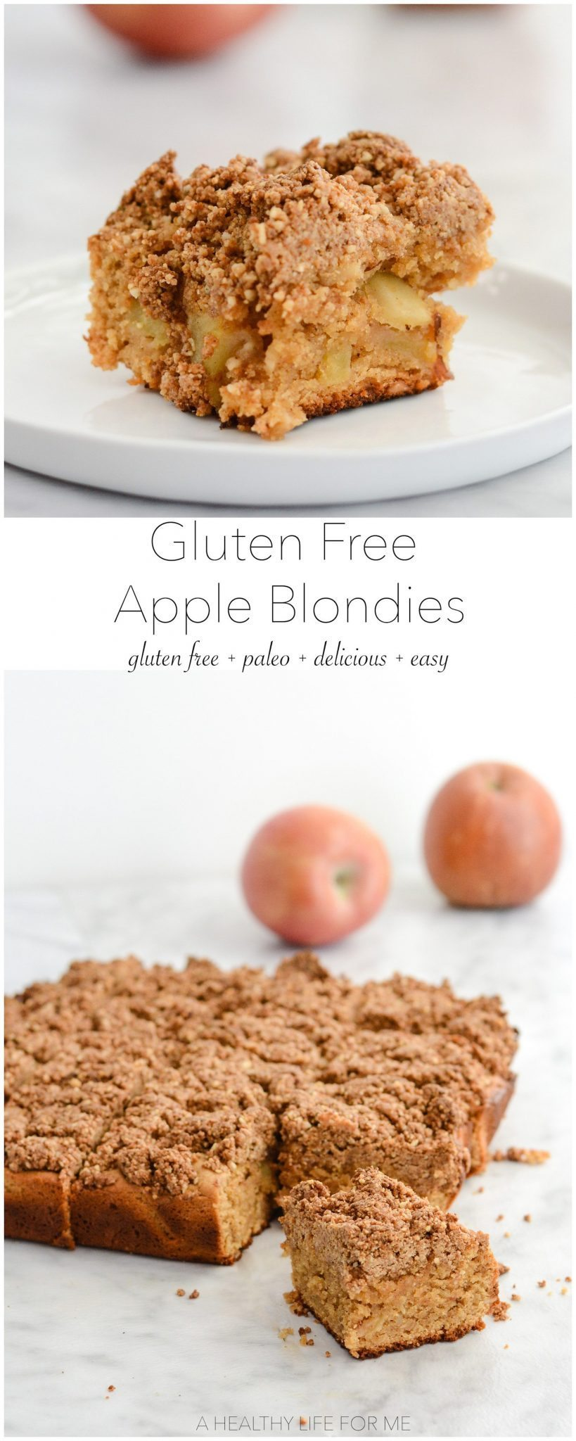 Blondies -- Gluten-Free And Completely Delicious Recipe — Dishmaps