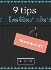 9 Tips for Better Sleep