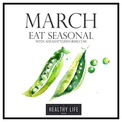 Seasonal Produce Guide For March