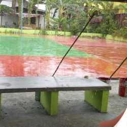 tips ahli pembuat lapangan cara membuat lapangan disaat turun hujan, bermanfaat untuk anda para kontraktor lapangan olahraga indonesia