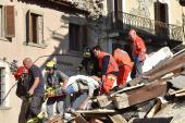 """Terremoto en Italia: """"Se oían los gritos de la madre y de uno de los niños"""""""