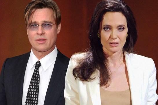 Brad Pitt cede ante todas las condiciones que Angelina Jolie pone en su divorcio