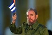 Decretan nueve días de duelo por muerte de Fidel Castro