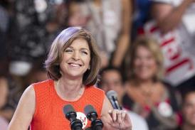 Helen Aguirre  de Nicaragua es directora de medios de prensa de Trump