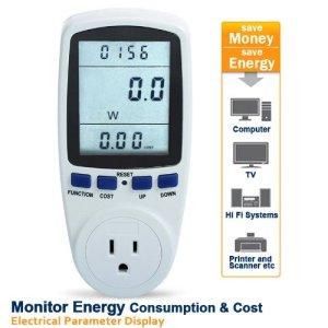 monitores de consumo