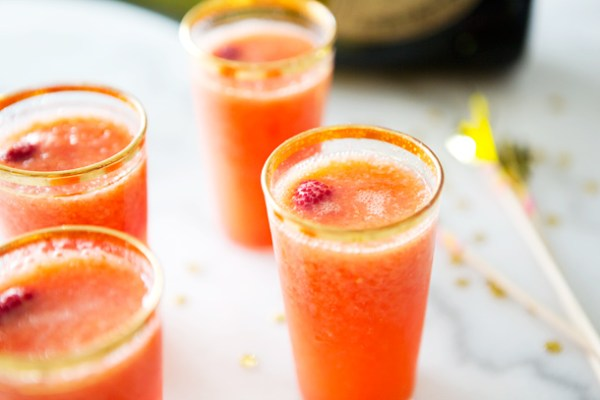 Image result for christmas bellinis
