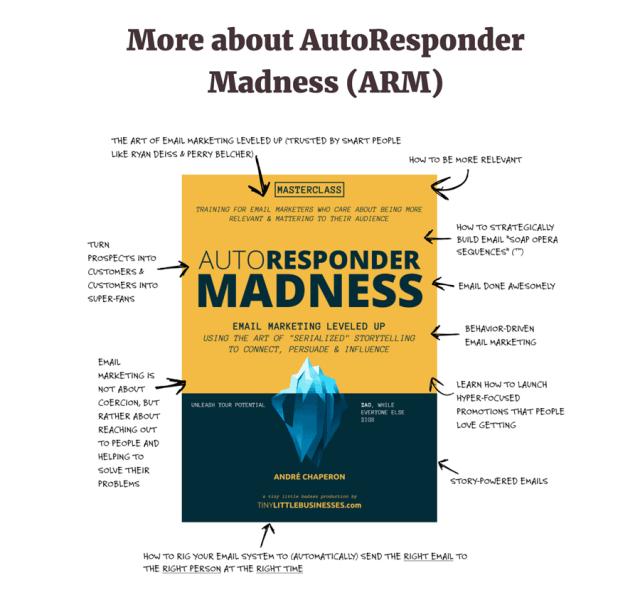 AutoResponder Madness (ARM)