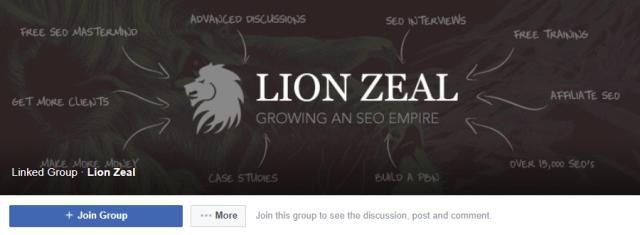 Lion Zeal Mastermind