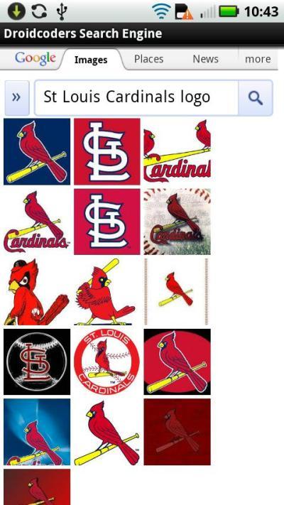 St Louis Cardinals WALLPAPER - Android Informer. LIVE Customizable 3D St Louis Cardinals ...