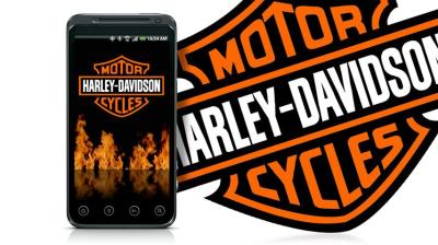 Harley Davidson Live Wallpaper - Android Informer. ** Harley Davidson Live Wallpaper with Hi-Res ...