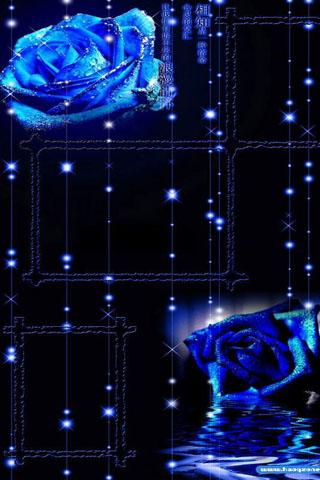 Cool 3D Rose Wallpaper - Android Informer. Provided a collection of very cool rose wallpapers ...