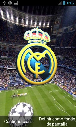 Real Madrid 3D Live Wallpaper Free Download - codingraptor.realmadrid.lwp