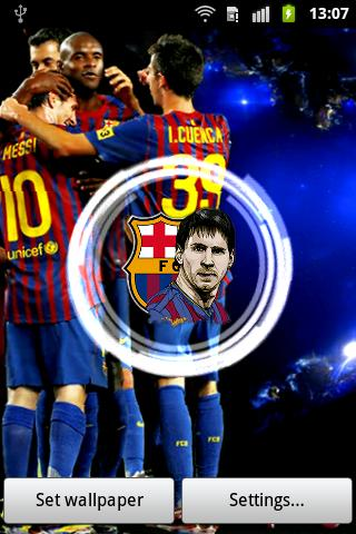 FC Barcelona HD Live Wallpaper Free Download - heramdroid.barcelonalivewallpaper
