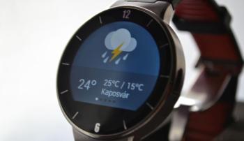 Alcatel Watch teszt