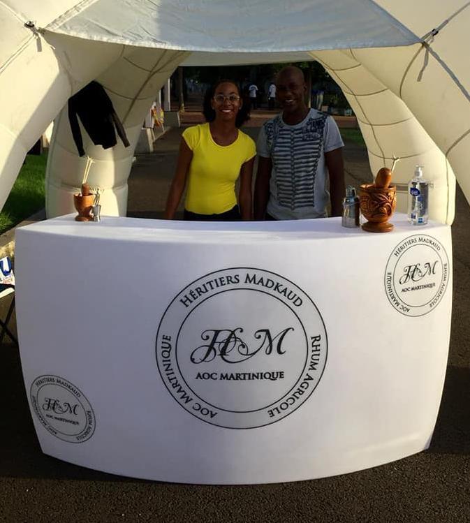 Héritiers Madkaud – Rhum AOC Martinique