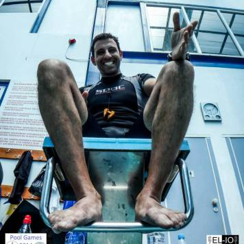 Freediving and Breath-hold- AIDA Cyprus Pool Games 2014-10