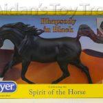 Breyer 1752 Rhapsody In Black