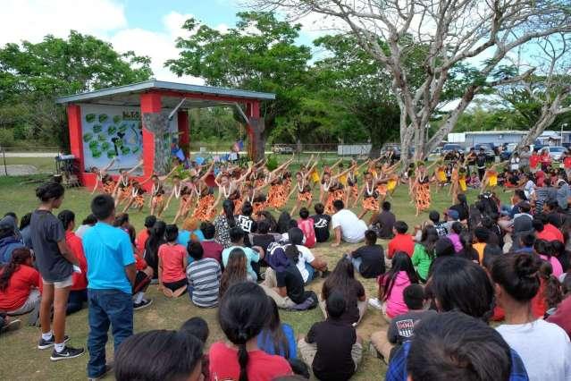 Mes Chamoru – FestPac 2016 Activity