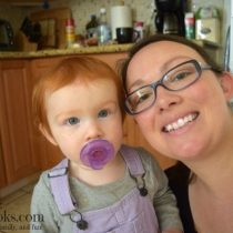 How we got rid of the toddler pacifer - without tears! Article from aileencooks.com